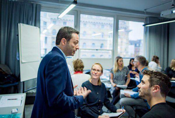 intuitive decision making workshop