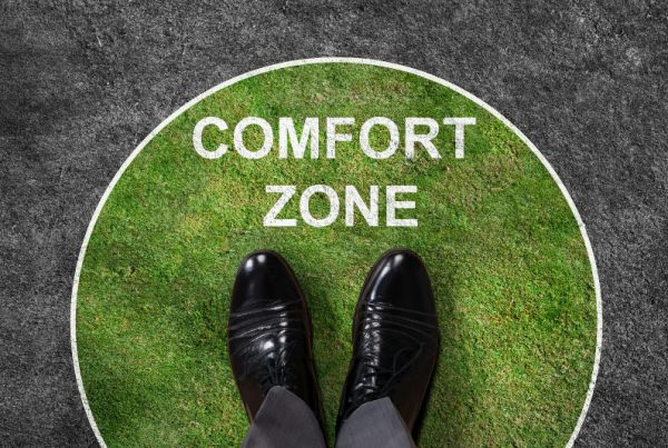 intuition comfort zone goal setting